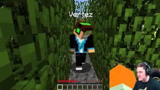 Minecraft Escape #2 w/ Vertez