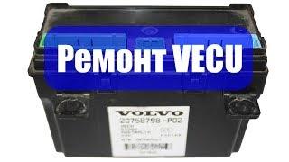 Ремонт VECU Volvo FH