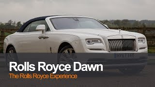 Rolls Royce Dawn 2018 Experience Micro Review | Planet Auto