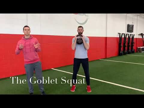 The Goblet Squat
