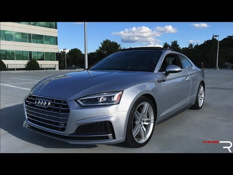 2018 Audi A5 2.0T – Redline: Review