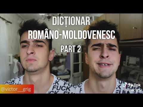 Dictionar Romin-moldovenesc