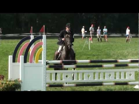 Bruce Mandeville & Nebo Richland Park Horse Trials 2012