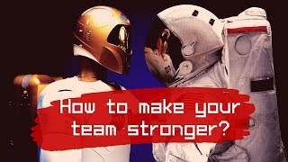 How to make your team stronger? | Startup Journey 2019 | Episode1