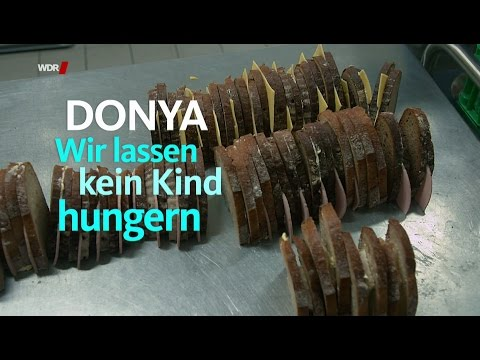 Kampf gegen Kinderarmut – Donya beim Kindermittagstisch in Duisburg | WDR