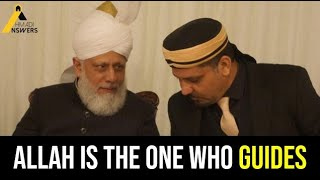 Inspiring Convert Story to Islam Ahmadiyya : Allah is the One Who Guides