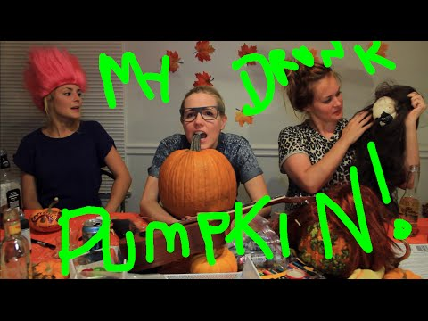 MY DRUNK PUMPKIN 2014 (ft. Grace Helbig & Mamrie Hart!) from YouTube · Duration:  11 minutes 6 seconds