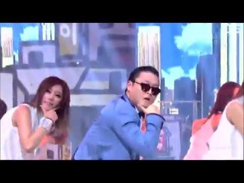 video coreano psy