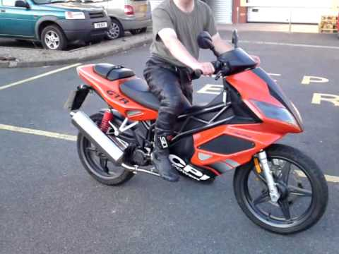 2005 cpi gtr 50 lc scooter 50mph fast only 1k 12ms mot ride youtube. Black Bedroom Furniture Sets. Home Design Ideas