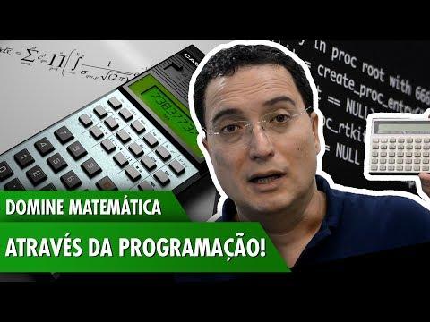 Domine matemática através da programação!