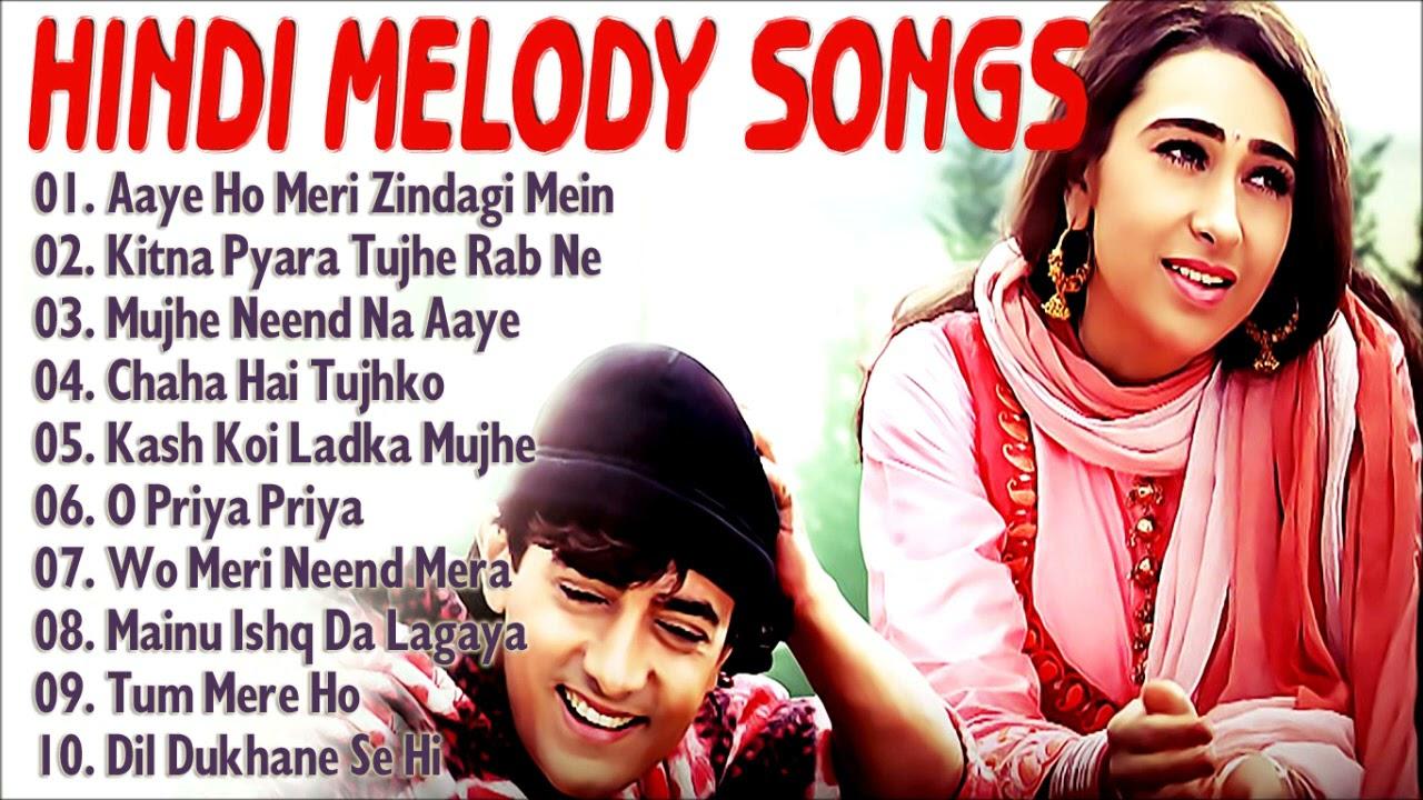 Hindi Melody Songs  Superhit Hindi Song kumar sanu, alka yagnik  udit narayan  musical_masti