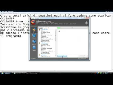 Come Installare CCLEANER Da Firefox Chrome Explorer