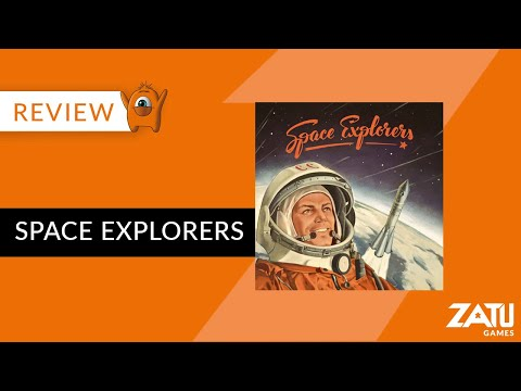 Space Explorers Review