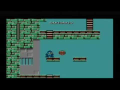 Megaman NES - PAL v NTSC Comparison