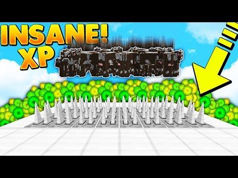 BEST XP FARM IN SKYBLOCK! - Minecraft Skyblock With RyanPlayz #2