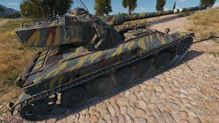 AMX 13 75 6 Medals with luck? | World of Tanks
