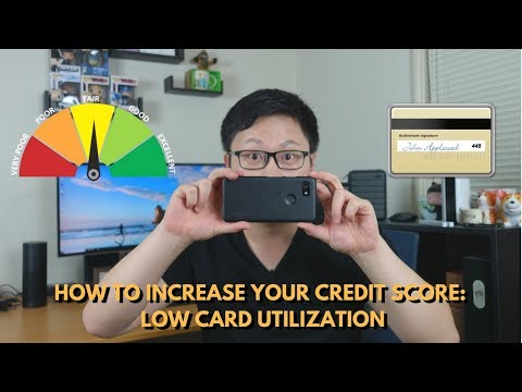 Increase Your Credit Score by Pre-Paying Your Cards
