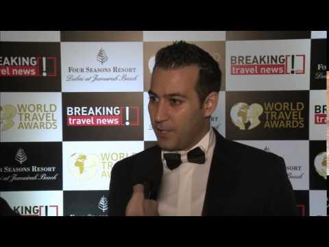 Anwar Aboul Hosn, assistant director of marketing, La Cigale Doha
