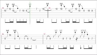 Eagles - Hotel California Guitar Solo