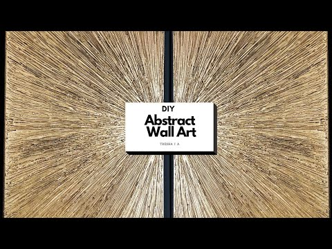 how-to-easily-make-abstract-wall-art-using-this-common-craft-tool