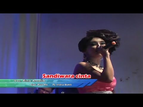 Rina Amelia - Sandiwara Cinta [Official Video Live]
