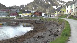 My Arctic Circle Videos - 6,    Norway, Scenic Villages near Honningsvag Tour