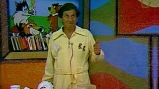 """WGN Channel 9 - Ray Rayner and His Friends - """"Crosstown Traffic"""" (Excerpt & Partial Break, 5/9/1979)"""