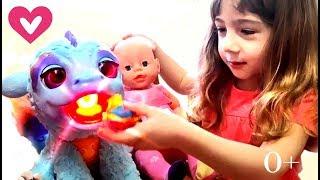 Челлендж. Дочки матери. Как мама видео для девочек! Куклы и веселые игрушки, влог, круче, чем капуки