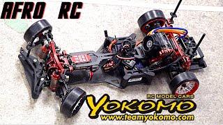 AFRO RC YOKOMO YD-2 SX3 PRO DRiFT CAR BUiLD - PART 2   RC ADVENTURES