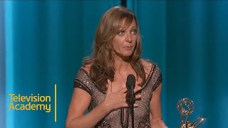 Emmys 2015 | Allison Janney Wins Outstanding Supporting Actress In A Comedy Series