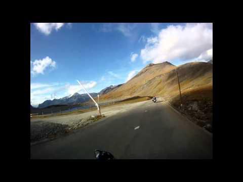 Motorradtour von Hannover nach Nizza