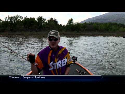 Lake Lawtonka OK Saugeye Fishing Southwest Outdoors Report #6 - 2012 Season