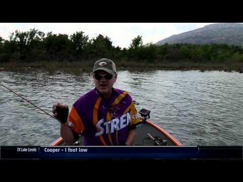 Lake Lawtonka OK Saugeye Fishing Southwest Outdoors Report #6 - 2012 Season