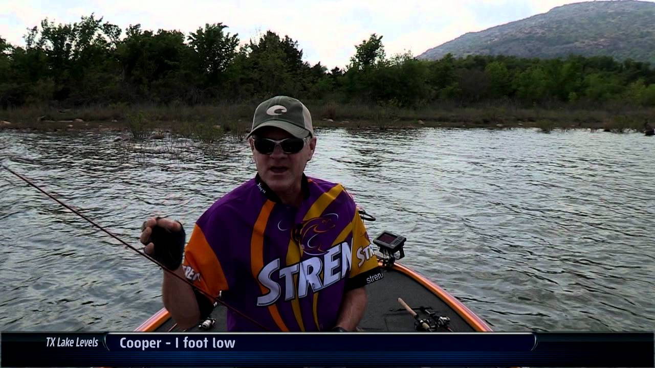 Lake lawtonka ok saugeye fishing southwest outdoors report for Oklahoma lake fishing reports