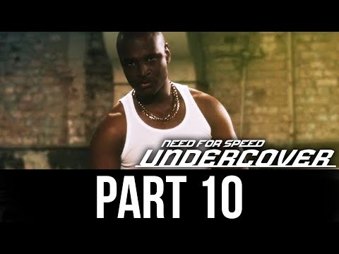 NEED FOR SPEED UNDERCOVER Gameplay Walkthrough Part 10 - NICKEL ROGERS
