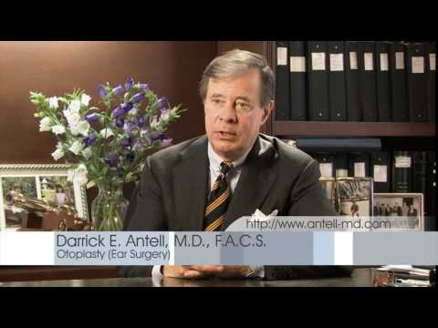 Dr. Antell discusses Ear Surgery in New York.