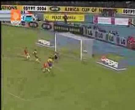 All Egypt Goals in the African Cup of Nations 2006