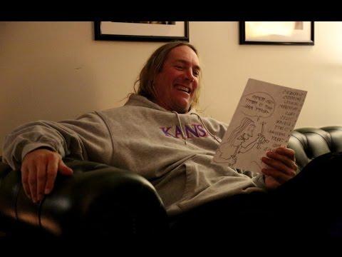 "Tool - Danny Carey Explains ""Rosetta Stoned"""