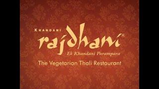 Rajdhani Restaurant is one of the very few authentic Veg food restaurants in Pune!