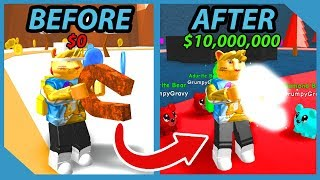 HOW TO GET UNLIMITED COINS IN ROBLOX MAGNET SIMULATOR
