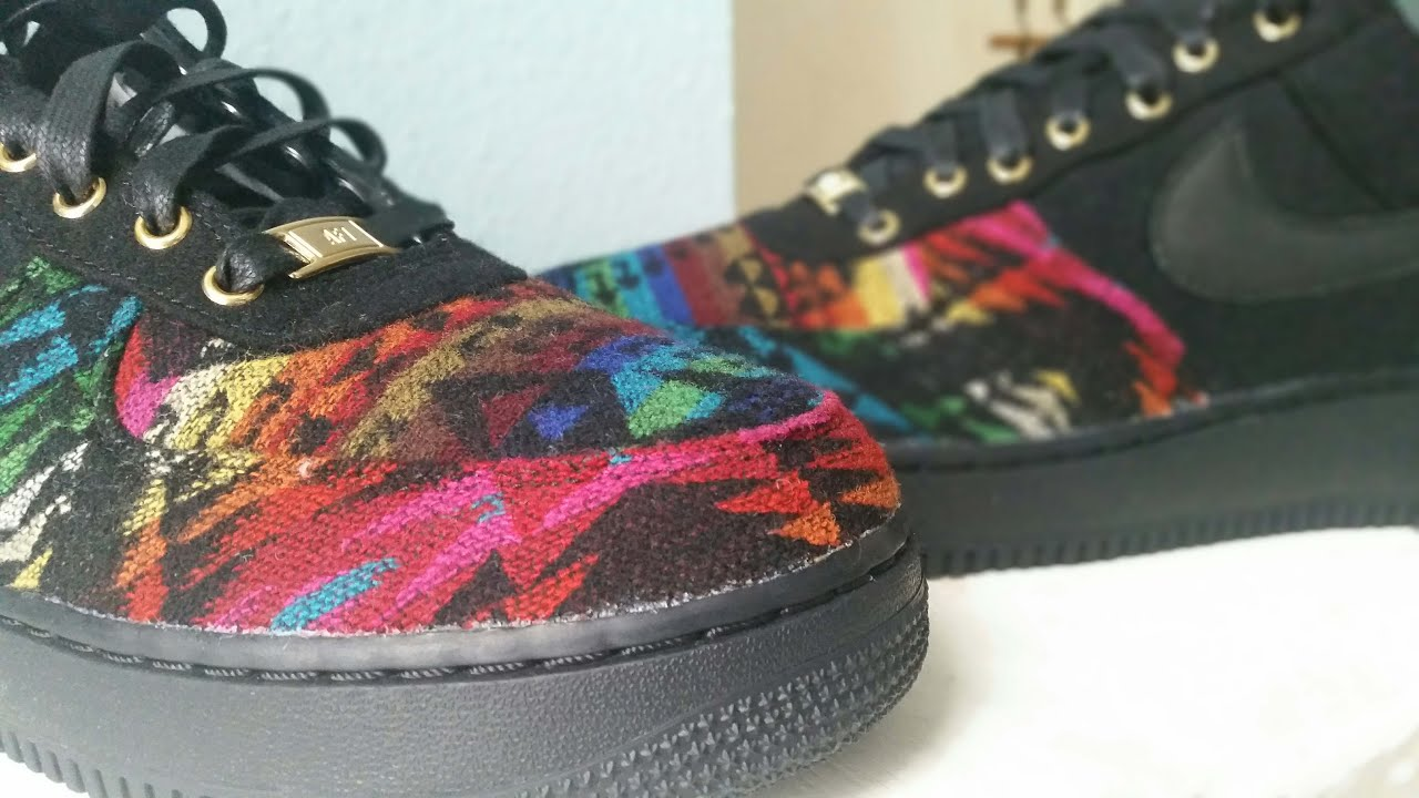 nike air force 1 id question box 5 days of pendleton youtube rh youtube com