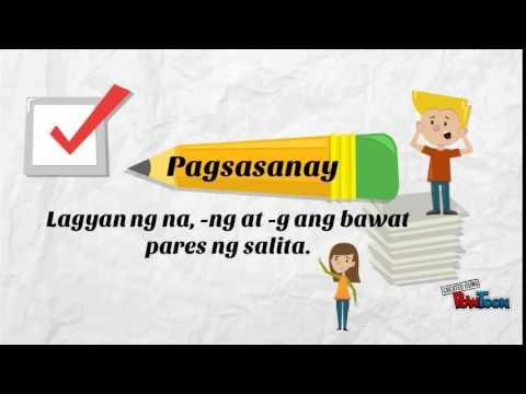 Mga Uri Ng Pang Abay Worksheet Grade 5