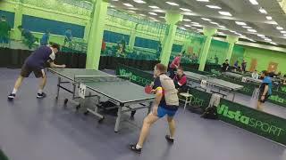 Беспалов - Артемов | RTTF cup 300 (зима 2021)