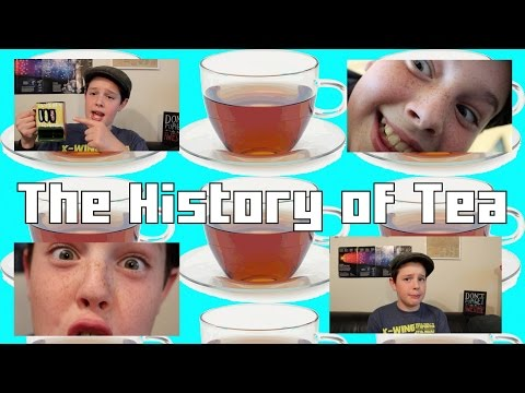 The History of Tea - Technicality Episode 18