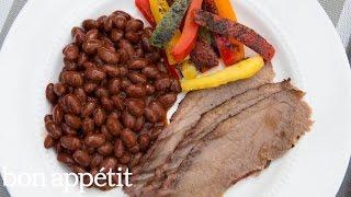 Slow-cooked Bbq Brisket | Kitchen Lab