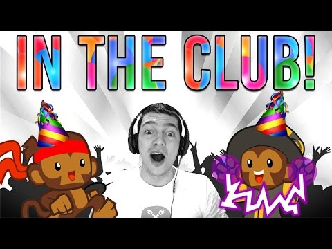 I'M IN THE CLUB! BTD Battles Club Mode Shenanigans!