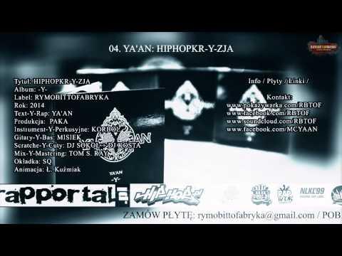 04. YA'AN: HIPHOPKRYZJA (HIPHOPKR-Y-ZJA, LP -Y- 2014)