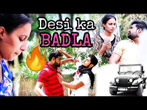 DESI KA BADLA || Himanshu Darolia  feat. Prince verma