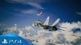 Ace Combat 7 | Golden Joystick Awards Trailer | PS4
