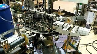 동영상R830M 마스크팩자동포장기계